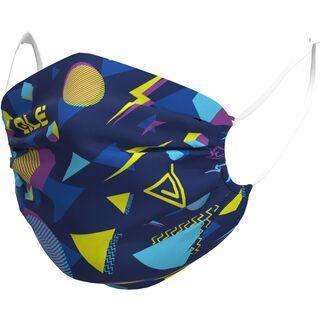 Ale Playground Kid Face Mask (nicht retournierbar) blue
