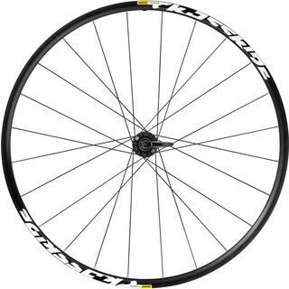Mavic Crossride FTS-X 27.5, black - Hinterrad