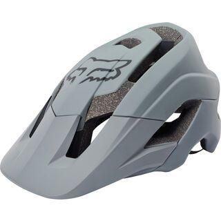Fox Metah Solids Helmet, grey - Fahrradhelm
