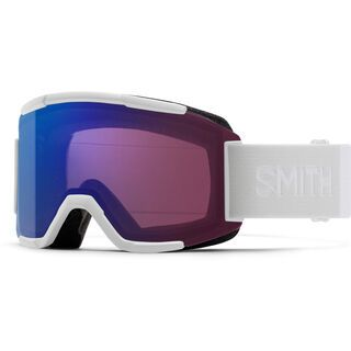 Smith Squad, white vapor/Lens: cp photochromic rose flash - Skibrille
