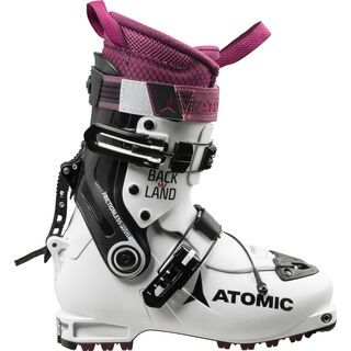 Atomic Backland W 2019, white/purple/black - Skiboots