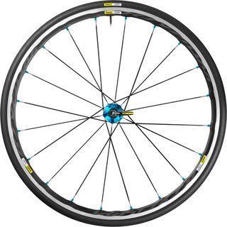 Mavic Ksyrium Elite, black-blue - Hinterrad