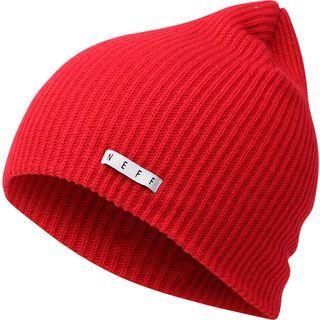 Neff Daily Beanie, red - Mütze