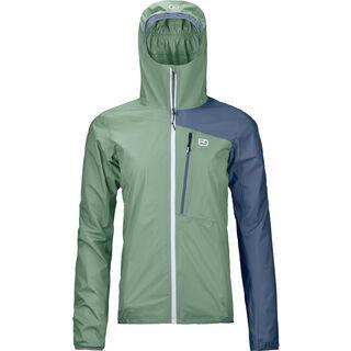 Ortovox 2.5L Civetta Jacket W green isar