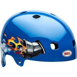 Bell Segment Jr., blue nitro - Fahrradhelm