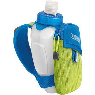 Camelbak Arc Quick Grip inkl. Podium Chill Flasche 300ml, electric blue/lime punch - Trinkflasche