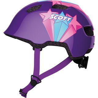 Scott Chomp Contessa, purple - Fahrradhelm