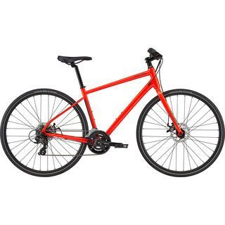 Cannondale Quick 5 acid red 2021