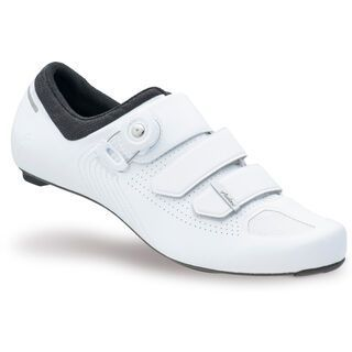Specialized Audax Road Shoe, white - Radschuhe