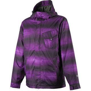 Orage Baldwin Jacket, purple/black - Snowboardjacke