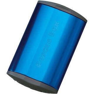 Topeak Rescue Box, blue - Flickzeug