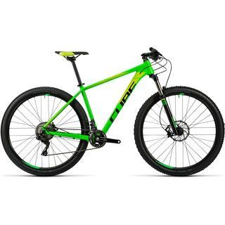 Cube LTD Pro 27.5 2016, green´n´kiwi - Mountainbike