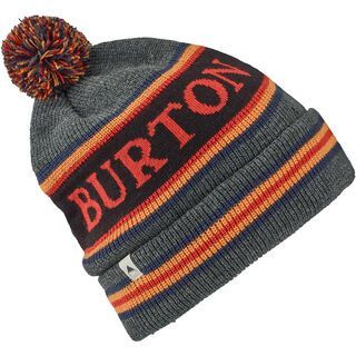 Burton Trope Beanie, true black sunset - Mütze