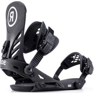 Ride EX 2019, black - Snowboardbindung