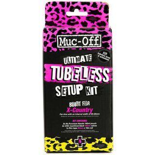Muc-Off Ultimate Tubeless Setup Kit XC/Gravel