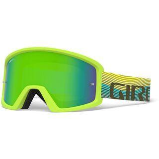 Giro Tazz MTB inkl. Wechselscheibe, iceberg heatwave/Lens: loden - MX Brille