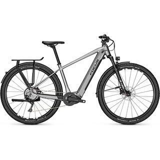 Focus Aventura² 6.8 2020, toronto grey - E-Bike