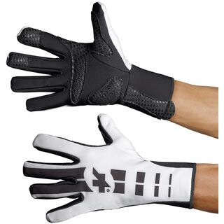 Assos earlywinterGloves S7, white panther - Fahrradhandschuhe