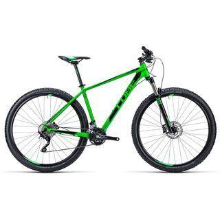 Cube Attention SL 29 2015, green/black - Mountainbike
