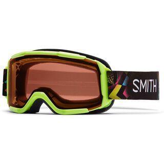Smith Daredevil, neon blacklight/rc36 - Skibrille