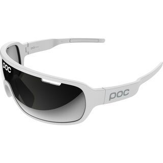 POC DO Blade AVIP hydrogen white/Lens: violet/silver mirror
