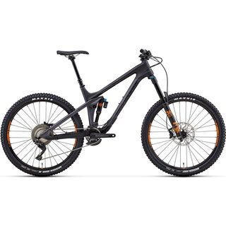 Rocky Mountain Slayer Carbon 50 2018, smoke/black - Mountainbike