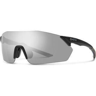 Smith Reverb inkl. WS, mat black/Lens: cp platinum mir - Sportbrille