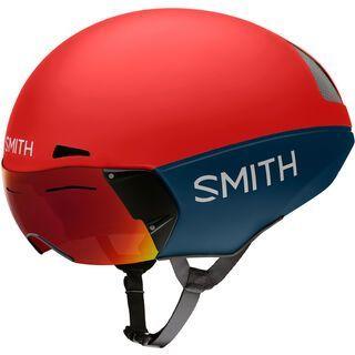 Smith Podium TT MIPS, matte rise mediterran - Fahrradhelm