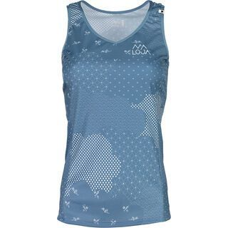 Maloja BettaM. Top, blueberry - Radtrikot