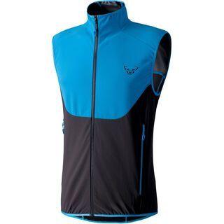 Dynafit Speedfit Windstopper Men Vest, methyl blue - Skiweste
