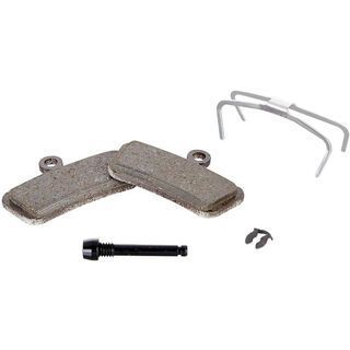 SRAM Trail / Guide Disc Brake Pads Powerful - organisch/Stahl