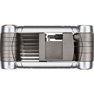Crank Brothers Pica, silber - Multitool