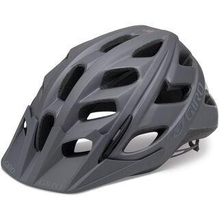 Giro Hex, matte titanium/highlight yellow - Fahrradhelm