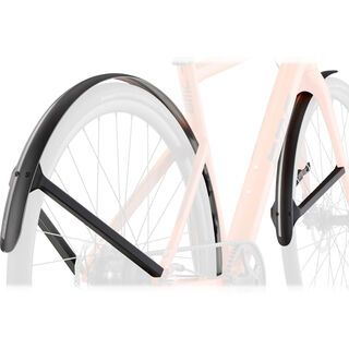 BMC AC01 City Kit Fenders, black - Schutzblech