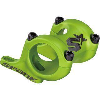 Spank Spike 25/30 DM Stem, green/shot peen - Vorbau