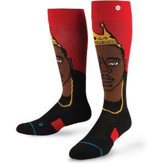 Stance Yo Bigs, red - Socken