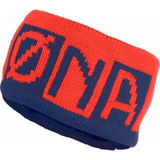 Norrona /29 heavy logo Headband, ocean swell - Stirnband