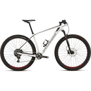 Specialized Stumpjumper HT Expert Carbon World Cup 2015, Gloss White/Black - Mountainbike