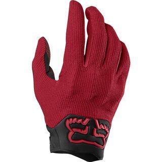 Fox Defend Kevlar D3O Glove, cardinal - Fahrradhandschuhe