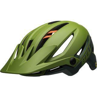 Bell Sixer MIPS matte/gloss green/infrared