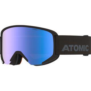 Atomic Savor Photo - Blue black