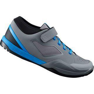 Shimano SH-AM7, grey blue - Radschuhe