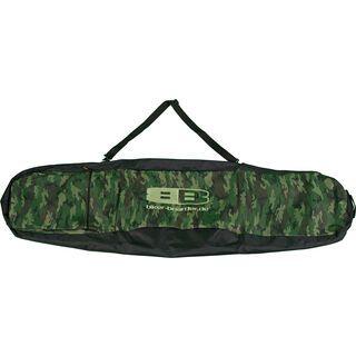 Icetools BIKER-BOARDER Board Sack, camouflage - Snowboardtasche