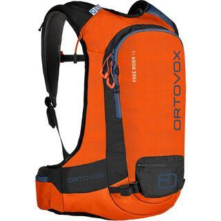 Ortovox Free Rider 16, crazy orange - Rucksack