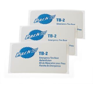Park Tool TB-2 Emergency Tire Boots / Reifenflicken - Flickzeug