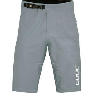 Cube Edge Lightweight Baggy Shorts grey