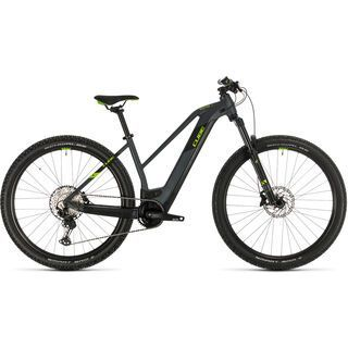 Cube Reaction Hybrid EXC 500 29 Trapeze 2020, iridium´n´green - E-Bike