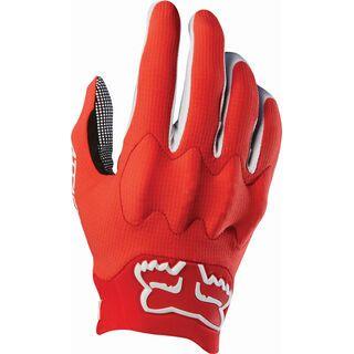 Fox Attack Glove, red/black - Fahrradhandschuhe