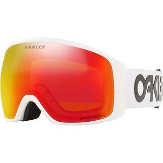 Oakley Flight Tracker XL Prizm Factory Pilot, white/Lens: torch iridium - Skibrille