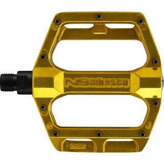 NS Bikes Aerial - Sealed Bearing, gold - Pedale